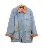 SURKU(スルク)の古着「デニムジャケット」|インディゴ