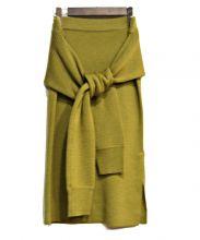 STUNNING LURE(スタニングルアー)の古着「ニットタイトスカート」
