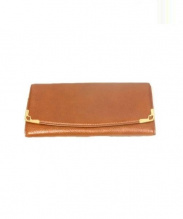 Cartier(カルティエ)の古着「二つ折り長財布」|ブラウン