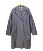 Droite Lautreamont(ドロワット・ロートレアモン)の古着「トレンチコート」|ネイビー
