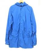 THE NORTH FACE(ザノースフェイス)の古着「フーデッドジャケット」|ブルー