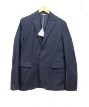 lideal(リデアル)の古着「テーラードジャケット」 ネイビー