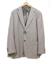 MACKINTOSH(マッキントッシュ)の古着「テーラードジャケット」 ベージュ