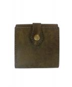 Ryu(リュウ)の古着「2つ折り財布」|オリーブ