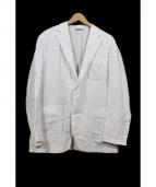 MACKINTOSH(マッキントッシュ)の古着「テーラードジャケット」|アイボリー