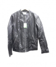 FREAKS STORE(フリークスストア)の古着「レザージャケット」|ブラック