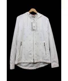 LOVELESS(ラブレス)の古着「ナイロンジャケット」 ホワイト