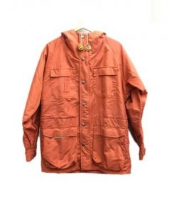 SIERRA DESIGNS(シェラデザイン)の古着「マウンテンパーカー」|オレンジ