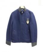 AERONAUTICA MILITARE(アエロナウティカミリターレ)の古着「ジャケット」|ネイビー