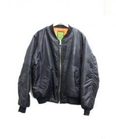 X-LARGE(エクストララージ)の古着「OG FLIGHT JACKET」|ブラック