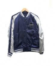 F.C.R.B.(エフシーレアルブリストル)の古着「ジャケット」 ネイビー