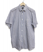 BOSS HUGO BOSS(ボスヒューゴボス)の古着「半袖シャツ」