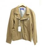 URBAN RESEARCH(アーバンリサーチ)の古着「ライダースジャケット」|ベージュ