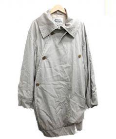 Vivienne Westwood(ヴィヴィアンウエストウッド)の古着「トレンチコート」|ベージュ