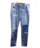 AKM(エーケーエム)の古着「デニムパンツ」|インディゴ