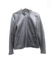 HARE(ハレ)の古着「レザージャケット」|ブラック