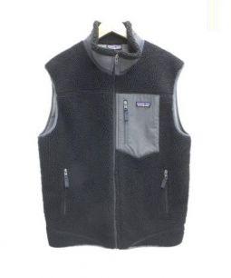Patagonia(パタゴニア)の古着「Classic Retro-X Vest」|ブラック