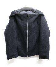 Vivienne Westwood man(ヴィヴィアン ウェストウッド マン)の古着「フーデッドジャケット」|ブラック