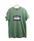 ELVIRA(エルビラ)の古着「Tシャツ」|グリーン