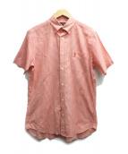 MACKINTOSH(マッキントッシュ)の古着「半袖シャツ」|オレンジ