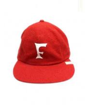visvim(ヴィズビム)の古着「EXCELSIOR CAP」 レッド