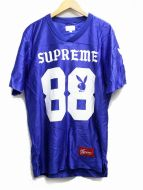 Supreme×PLAY BOY(シュプリーム×プレイボーイ)の古着「Playboy Football Top」