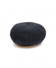 visvim(ヴィズビム)の古着「ベレー帽」|ブラック