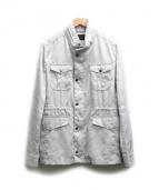 EPOCA UOMO(エポカ ウォモ)の古着「ジャケット」|ホワイト
