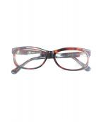 OLIVER GOLDSMITH(オリバー ゴールドスミス)の古着「眼鏡」|ブラウン