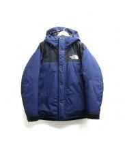 THE NORTH FACE(ザノースフェイス)の古着「Mountain Down Jacket」|ブルー