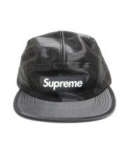 Supreme(シュプリーム)の古着「SATIN CAMP CAP」|ブラック