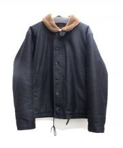 TENDERLOIN(テンダーロイン)の古着「デッキジャケット」|ブラック