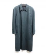 GIVENCHY(ジバンシー)の古着「オールドオーバーコート」|グレー