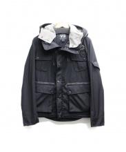 Y-3(ワイスリー)の古着「マウンテンパーカー」 ブラック