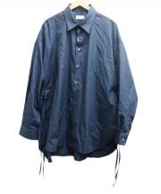 TOIRONIER(トワロニエ)の古着「ビックシルエットシャツ」