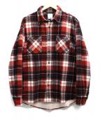 visvim(ヴィズビム)の古着「チェックネルシャツ」