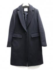 CLANE(クラネ)の古着「ボックスチェスターコート」