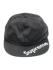Supreme(シュプリーム)の古着「visor label 6-panel」
