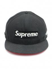 SUPREME×NEWERA(シュプリーム×ニューエラ)の古着「GORE-TEX BOX LOGO CAP」