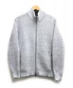 EPOCA UOMO(エポカ ウォモ)の古着「ニットジャケット」