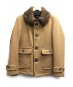 FIDELITY(フィデリティ)の古着「ドンキージャケット」|キャメル