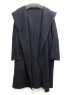 BOSCH(ボッシュ)の古着「フード付リボンベルトコート」