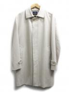 Brooks Brothers(ブルックスブラザーズ)の古着「比翼コート」 アイボリー