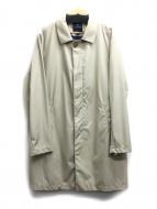 Brooks Brothers(ブルックスブラザーズ)の古着「比翼コート」|ベージュ