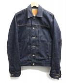 JACK SPADE(ジャックスペード)の古着「デニムジャケット」|インディゴ