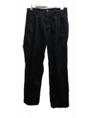 VISVIM(ビズビム)の古着「HAKAMA PANTS」|ブラック