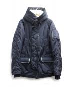 narifuri(ナリフリ)の古着「N3-Bジャケット」|ネイビー