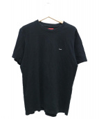 Supreme(シュプリーム)の古着「ピケスモールボックスティー」 ブラック