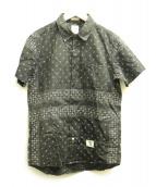 BEDWIN &THE HEARTBREAKERS(ベドウィンドアンドザ ハートブレイカーズ)の古着「半袖シャツ」|ブラック