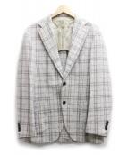 Brilla per il gusto(ブリッラ ペル イル グスト)の古着「テーラードジャケット」 ベージュ